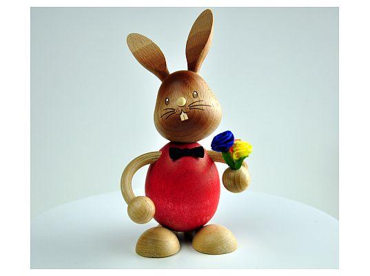 Kuhnert - Stupsi bunny congratulator (with video)