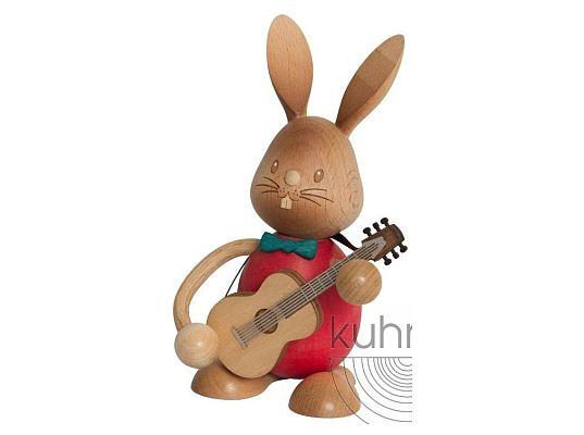 Kuhnert - Stupsi with guitar