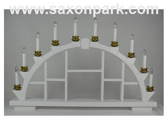 Gahlenz - candle arch empty