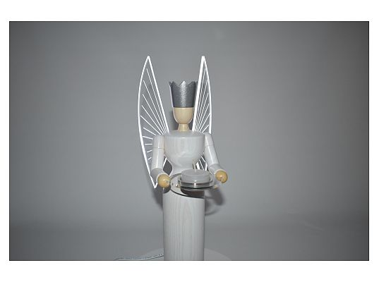 Schalling - Angel with illuminated wings (LED)