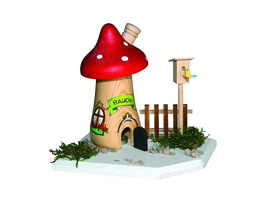 Kuhnert - craft kit smoking  mushroom