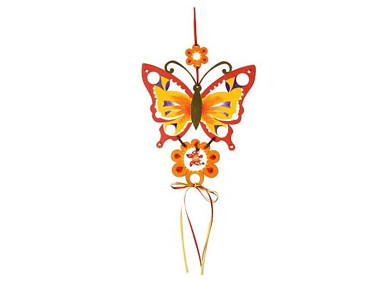 Kuhnert - craft kit window hanging butterfly