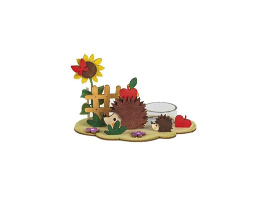 Kuhnert - craft kit candle holder fall