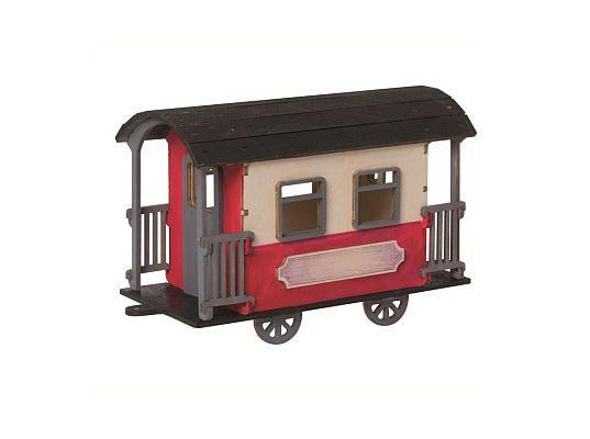 Kuhnert - Bastelset Eisenbahnwaggon