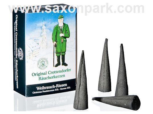 Weihrauch, XXL, 4 Stück