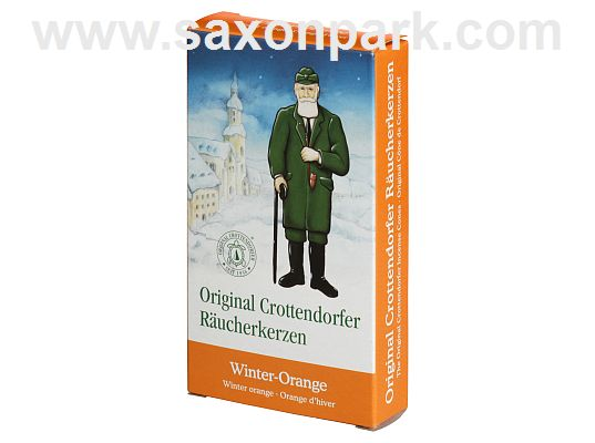 Seiffen Handcraft - Incense cones Scent of Oranges