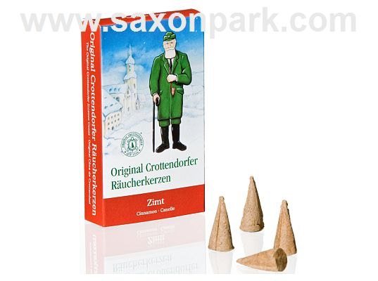 Seiffen Handcraft - Incense cones Cinnamon
