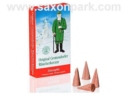 Seiffen Handcraft - Incense cones Cinnamon Apple