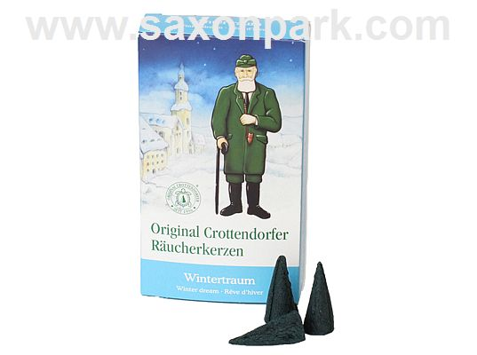 Seiffen Handcraft - Incense cones Three Kings´ Scent